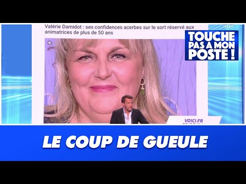 Valérie Damidot pousse un coup de gueule sur le manque de femmes de plus de 50 ans à la télévision !