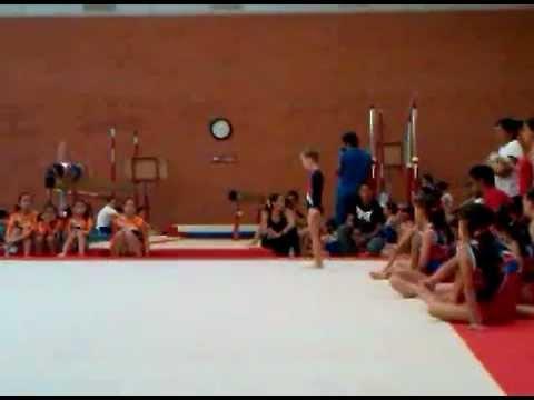 Watch videoSíndrome de Down: Gimnasia Artística, Veracruz Mex. Bibi 8 años