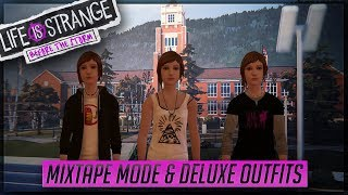 Life Is Strange: Before The Storm - Deluxe Edition Outfit Pack, Mixtape Mode, and MORE!