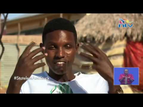 STATELESS AND STUCK: Refugee stuck in the camps for lack of Kenyan ID