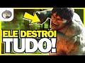 O Jogo The Incredible Hulk No Ps3