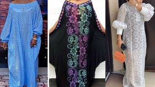 Latest African Fashion : Kaftan / Bubu Gowns || 2020 Long Gown Styles || Aso Ebi Styles