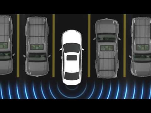 Alerte de circulation transversale arrière
