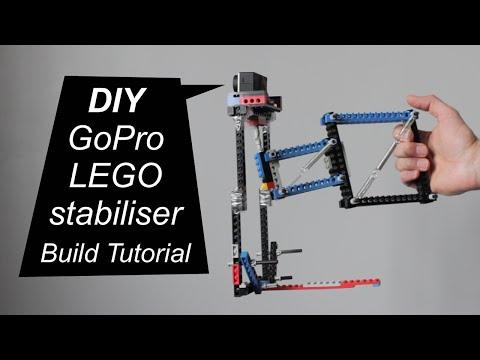 Make A Lightweight Camera Stabiliser Out Of LEGO