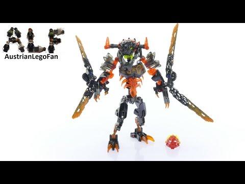 Vidéo LEGO Bionicle 71313 : La bête de lave