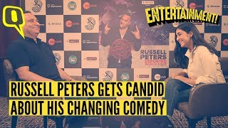 Russell Peters Talks About The 'Politically Correct' Culture| The Quint