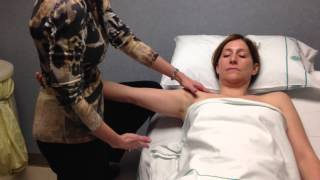 MLD Sequence Upper Extremity