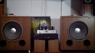 JBL D 130 FULLRANGE SOUND NO TWEETER
