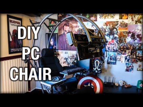 My Pc Chair: Emperor 1510 Replica. DIY! (Mostly Slideshow)