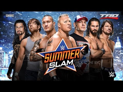 """WWE: SummerSlam 2016 - """"Back To The NYC"""" - 3rd Official Theme Song"""
