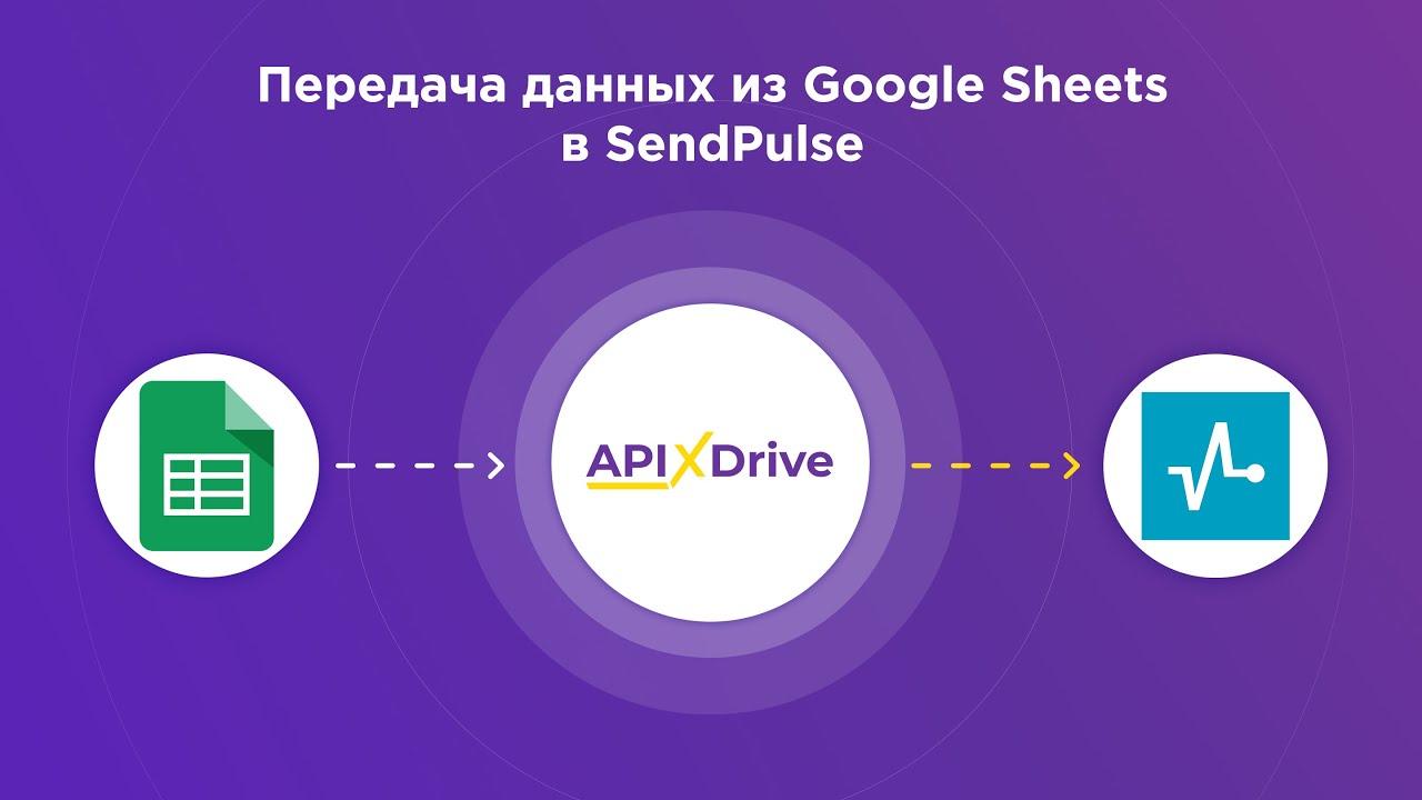 Как настроить Email рассылку на основании данных из GoogleSheets через сервис SendPulse?