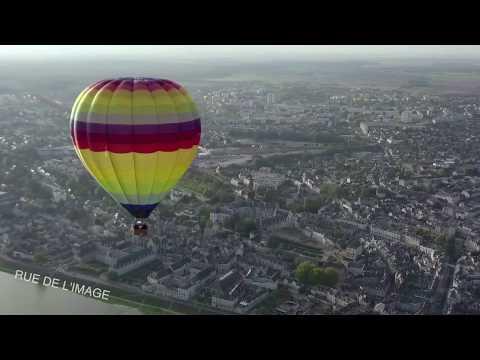 Survoler Blois et la Loire en montgolfière