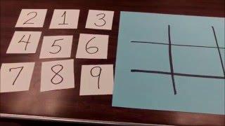 Tic-Tac-Toe Mathematics  Super Fun!!!