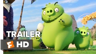 The Angry Birds Movie TRAILER 1 (2016) -  Jason Sudeikis, Peter Dinklage Animated Movie HD