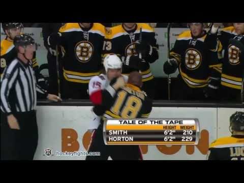 Zack Smith vs Nathan Horton