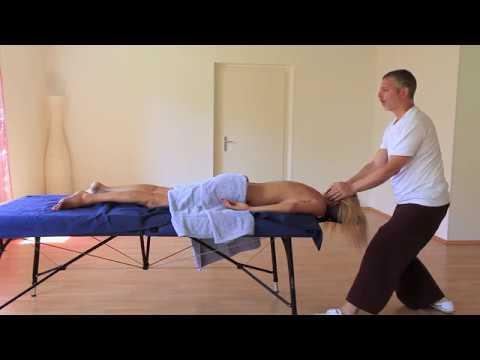 Trattamento a instabilità di vertebre cervicali