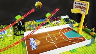 Marble Basketball 2018 - Marble Elimination Race Mini Tournament