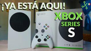XBOX SERIES S, tenemos la consola BARATA EN México: UNBOXING Y PRIMERAS IMPRESIONES