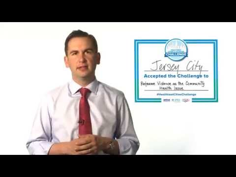 Video Healthiest Cities and Counties - Jersey City, NJ