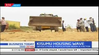 Kisumu housing wave changes to the high end areas like Milimani and Riat Hills