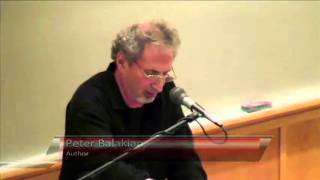 Living Writer's - Peter Balakian
