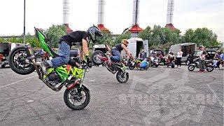 Epic Mass Stunt Training & Street Killing - No Editing