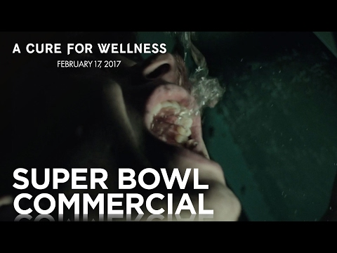 Commercial for A Cure for Wellness, and Super Bowl LI 2017 (2017) (Television Commercial)