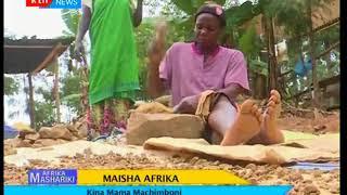 Afrika Mashariki 2018/03/25- Kina mama machimboni
