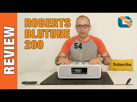 Roberts BluTune 200 DAB FM CD USB & Bluetooth Sound System Review