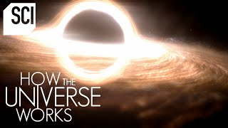 Supermassive Black Holes | How the Universe Works