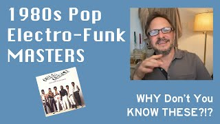 Why you should KNOW these Pop Electro-Funk POWERHOUSES