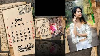 """""""VISAGE 2.0""""- Calendar Shoot 2019"""