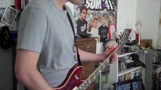 "311's ""Jackpot"" on guitar"