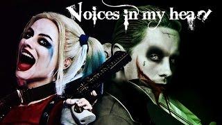 Harley & Joker   Voices In My Head