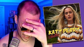 Katy Perry - Electric FANTANO REACTION