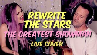 "Anne-Marie & James Arthur - ""Rewrite the stars"" The Greatest Showman: Reimagined (Live cover)"