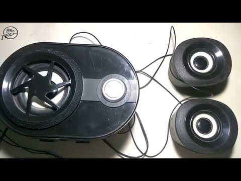 Unboxing Quantum QHMPL 6200 USB 2.1 Mini Speaker review best budget Woofer Sound Testing  in hindi