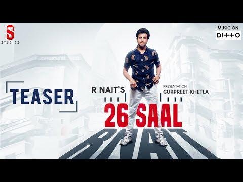 26 Saal | R Nait | Teaser | Punjabi Songs | Single Track