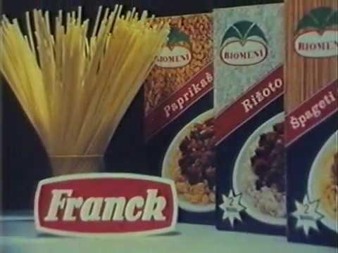 Domaće reklame iz 1987 - 2. dio