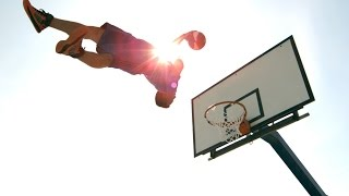 Slam Dunk Supertramp Style – Faceteam Basketball