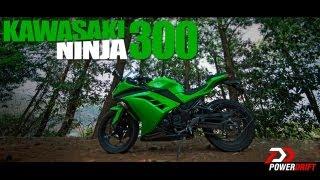 Kawasaki Ninja 300 Review: PowerDrift