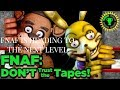 Game Theory  FNAF, You Were Meant To Lose FNAF VR Help Wanted REACTION