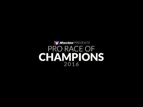 Watch the 2016 iRacing Pro Race of Champions on December 14th