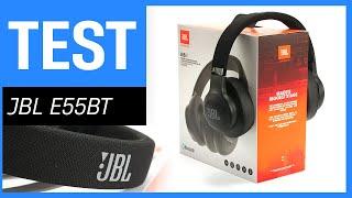 JBL E55BT - Bluetooth-Kopfhörer im Test (auch Kabel möglich)