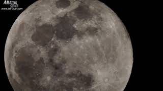 The Moon and the Clouds - Looking at our Lunar Companion