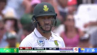 South Africa Vs Sri Lanka - 2nd Test - Day 1 - Highlights