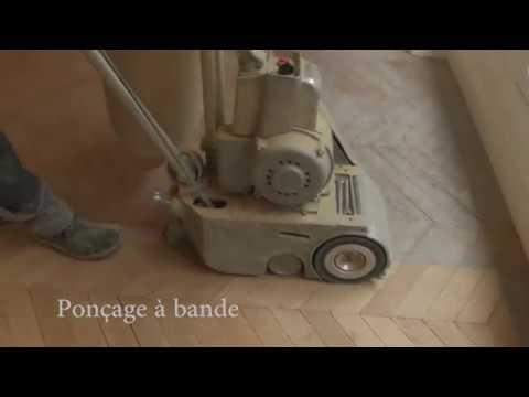 Ponçage, vitrification et rénovation parquet haussmannien : les étapes