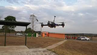HUBSAN h501s ss a c m a BATERIA lion 2s 3000 teste voo autonomia VAMOS VOAR H501S´S BAT LION TEST