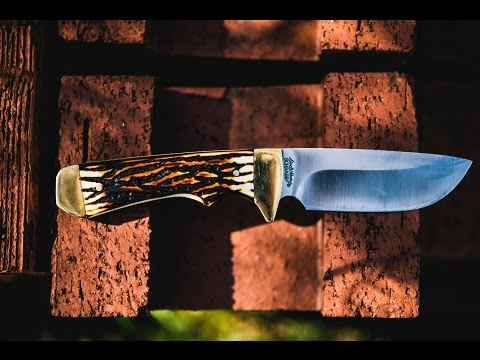 Legendary Uncle Henry 182UH Elk Hunter Knife – Best Fixed Blade Hunting Knife