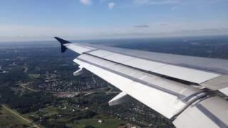 Minneapolis, Minnesota - Landing at Minneapolis-Saint Paul International Airport HD (2016)
